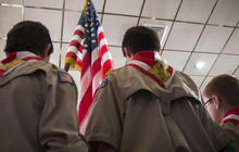 NY Boy Scouts hire first openly gay Eagle Scout