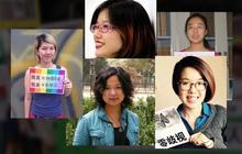 """China cracks down on dissent, detains """"Beijing Five"""""""