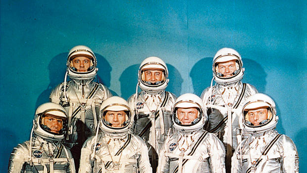 April 9, 1956: The day we met our first astronauts