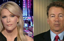 Megyn Kelly weighs in on Rand Paul criticism