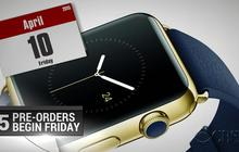 Five things to know about Apple Watch