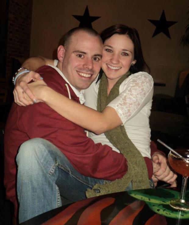 Tom Fallis and Ashley