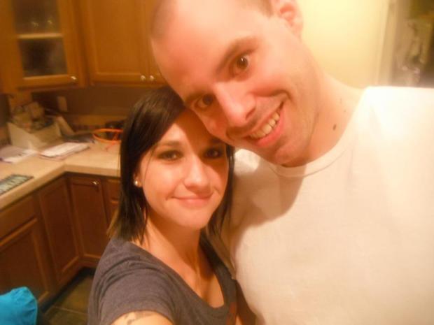 Ashley and Tom Fallis