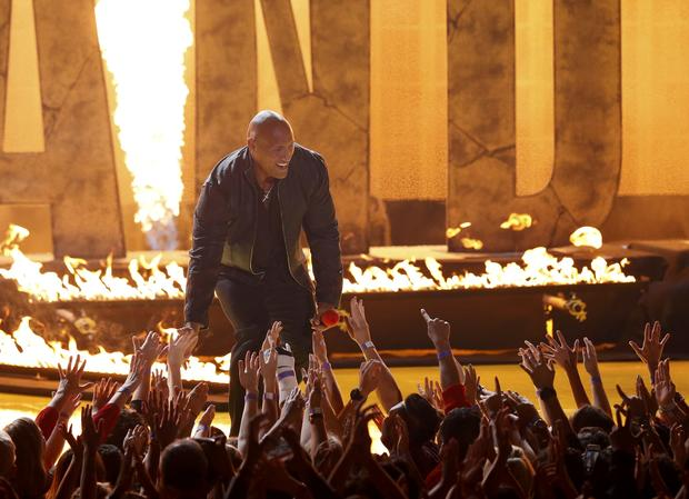 MTV Movie Awards 2015 highlights