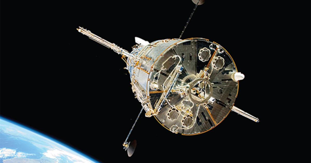 hubble space telescope marks 25 years in orbit cbs news 25th Wedding Anniversary Clip Art 25 Anniversary Logo