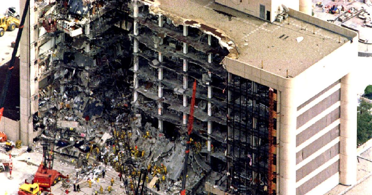 the lasting effects of the oklahoma city bombing On april 19, 1995, the albert p murrah federal building in oklahoma city was rocked by a truck bomb the blast killed 168 people and injured more than 500.
