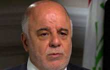 Iraq's prime minister on the fight against ISIS