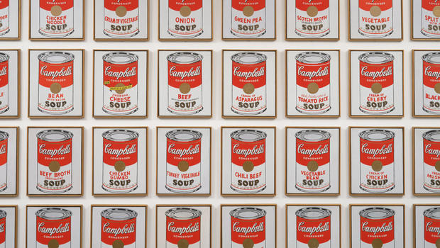 Andy Warhol at MoMA