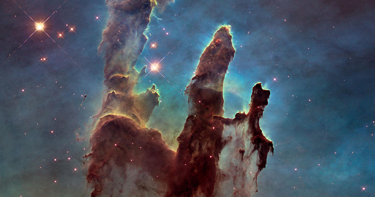 7ef68facb24 Top 5 discoveries from the Hubble Space Telescope - CBS News