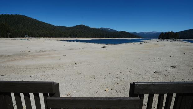 California drought crisis