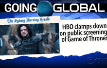 "Around the World: HBO cracking down on public showings of ""Game Of Thrones"""