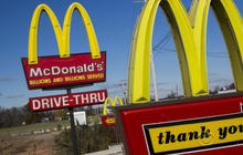 Weak earnings put pressure on new McDonald's CEO