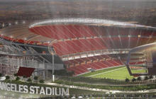 Stadium sites approved in Los Angeles