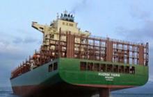 Iran detains cargo ship in the Strait of Hormuz