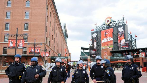 Freddie Gray: Baltimore reacts