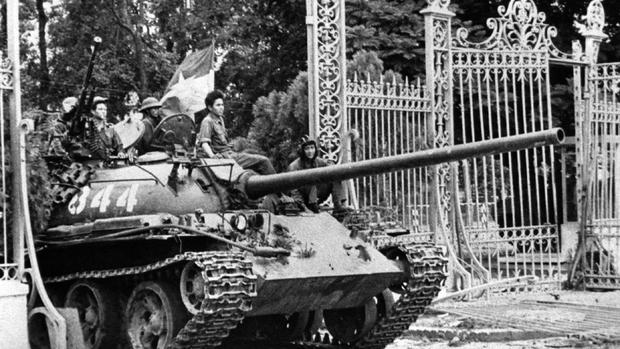 Look back: U.S. withdrawal from Vietnam