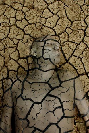 True still lifes: Masterworks of bodypainting