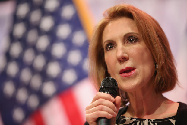 Carly Fiorina: What does she stand for?