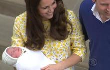 Royal family debuts baby princess