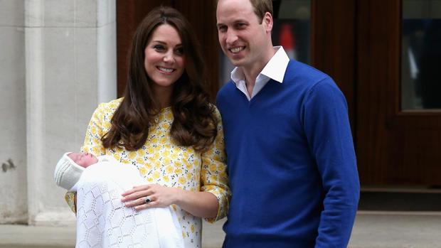 Britain welcomes royal baby