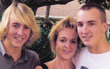 Sheila Trott's sons interviewed by police