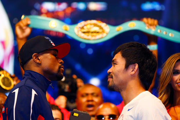 "The $300 million ""Fight of the Century"""