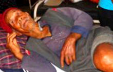 101-year-old man rescued more than week after Nepal quake