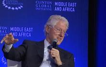 """Bill Clinton slams """"Clinton Cash"""" and questions over foundation donors"""