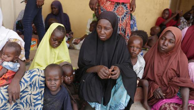 Chibok Girls Free From Boko Haram, Nigeria Girls Face -8639
