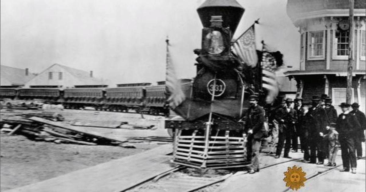 Lincoln S Funeral Train Is Reborn Cbs News