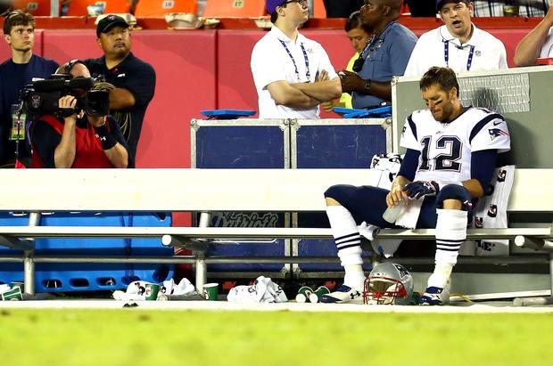Tom Brady: Polarizing Patriot