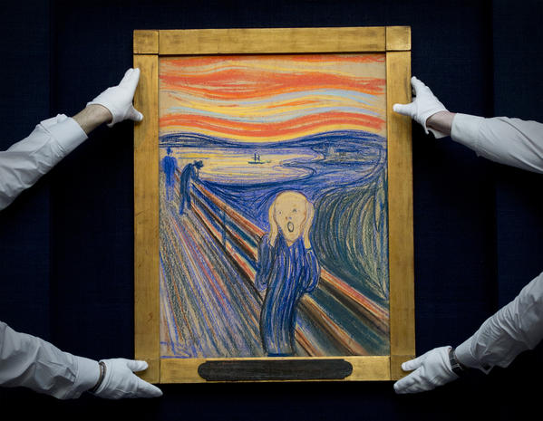 Most expensive paintings ever sold at auction