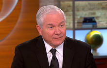 "Robert Gates: ""Long way to go"" with Iraqi security forces"