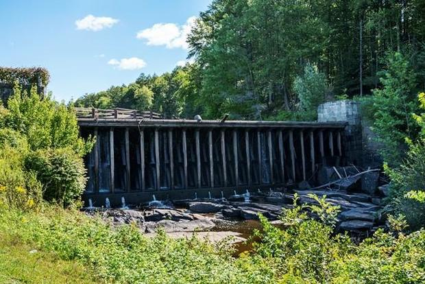 Own the historic ghost town of Johnsonville