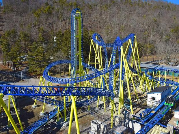 Twisted Colossus Colossal New Coasters Of 2015