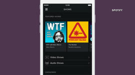 Spotify adding video to streaming service
