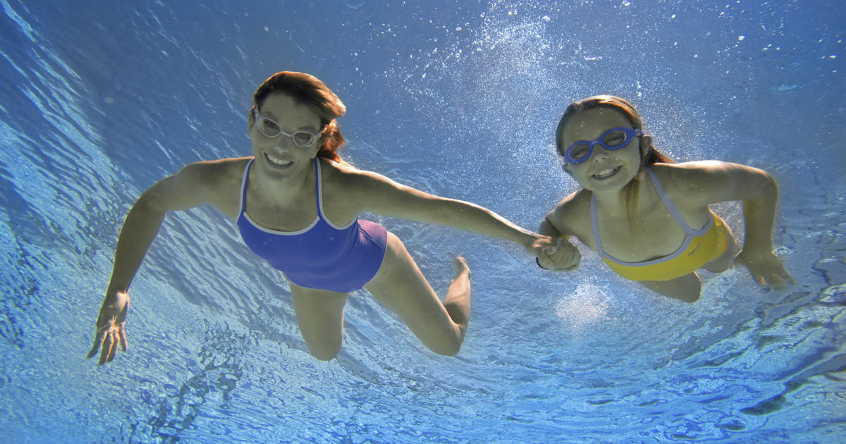 Nasty germs may be lurking in your hotel swimming pool - CBS