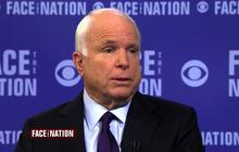 """McCain: """"There is no strategy"""" to fight ISIS"""