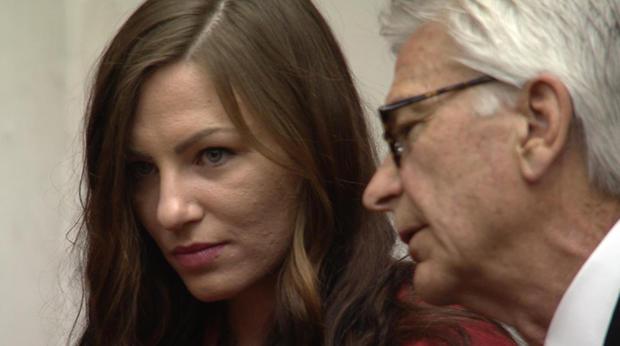 Alix Tichelman in court on May 19, 2015.