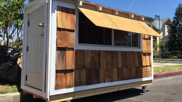 Can tiny houses solve the homeless problem CBS News