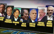 Calls to oust FIFA chief amid bribery indictments