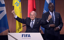 FIFA president Sepp Blatter re-elected amid investigation