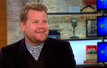 "James Corden on ""Late Late Show"" growing success"