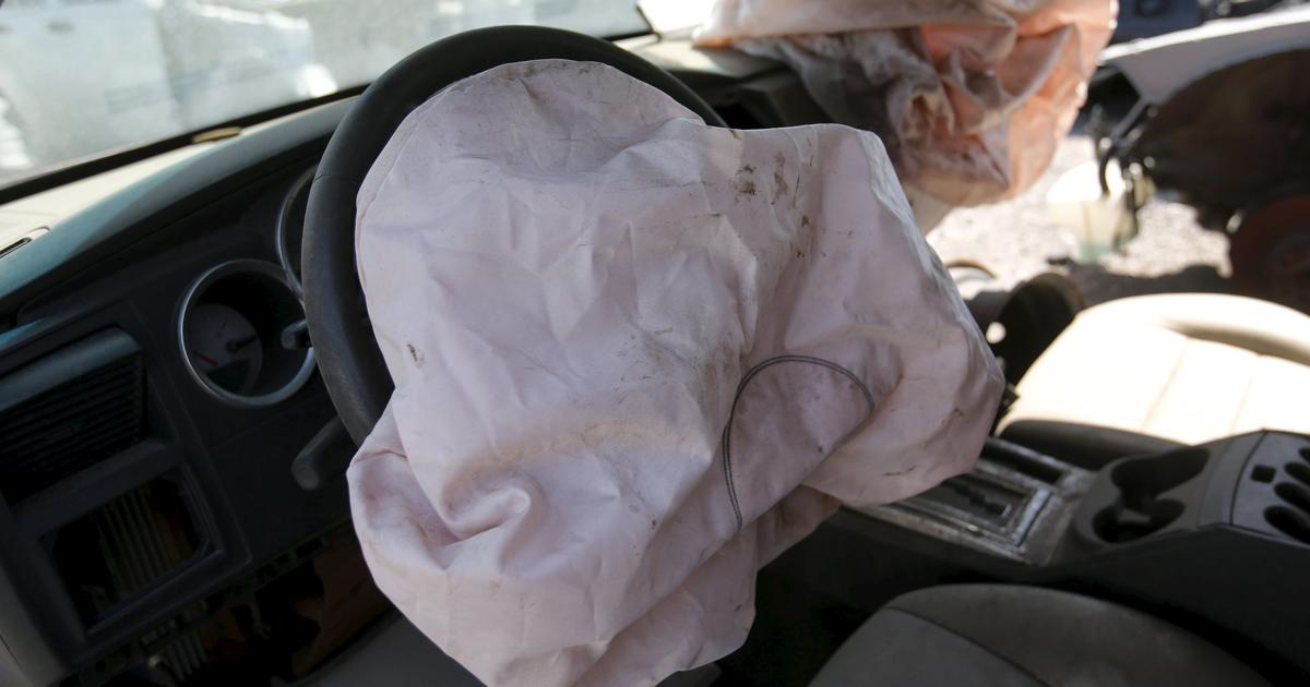 Has Your Takata Air Bag Been Recalled CBS News