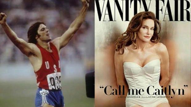 Caitlyn Jenner's transformation
