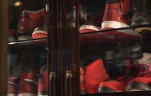 CC Sabathia's closet is a sneakerhead's dream