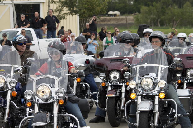Potential 2016 candidates ride in Iowa