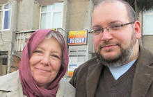 Mom of U.S. reporter jailed in Iran speaks out on espionage charges
