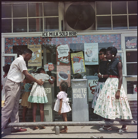 Gordon Parks: Views of a segregated South