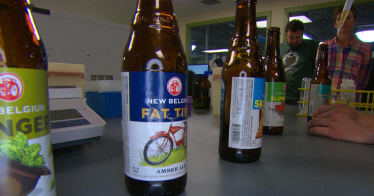 College students tap into chemistry of craft beer